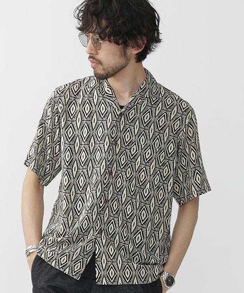 この夏マストバイ! 個性的なオープンカラーシャツ最新まとめ 3番目の画像