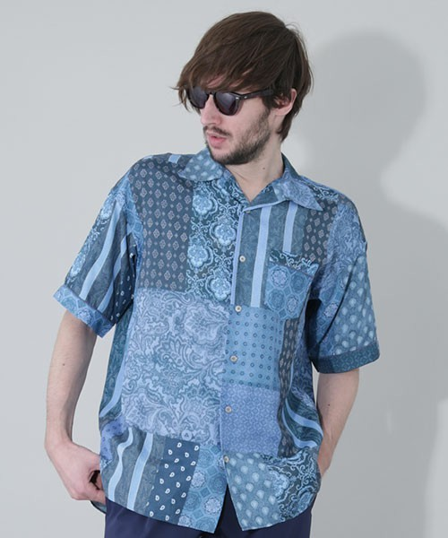この夏マストバイ! 個性的なオープンカラーシャツ最新まとめ 7番目の画像