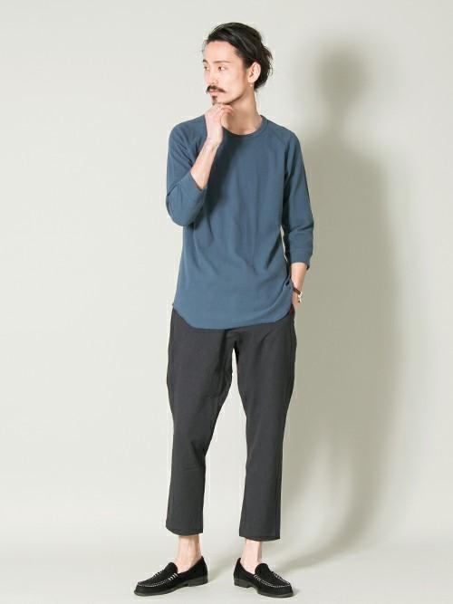 """今夏のTシャツ、キーワードは""""ビッグシルエット"""":最旬シルエットで「シンプル」のその先へ 5番目の画像"""