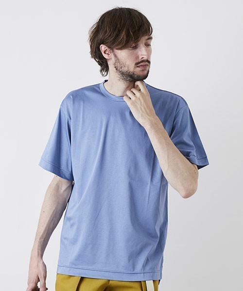 """""""デキ""""る男は「無地T」で勝負。おしゃれで安い「無地Tシャツ」ならこの人気ブランドが贈る1枚。 4番目の画像"""