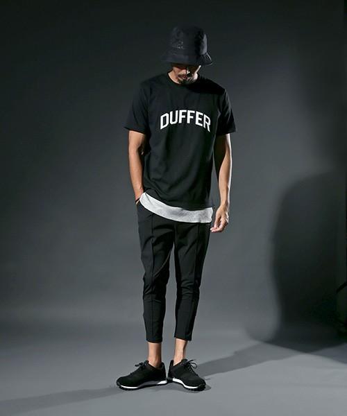 シックな世界観に魅了される英国発ブランド「DUFFER BLACK LABEL」 1番目の画像