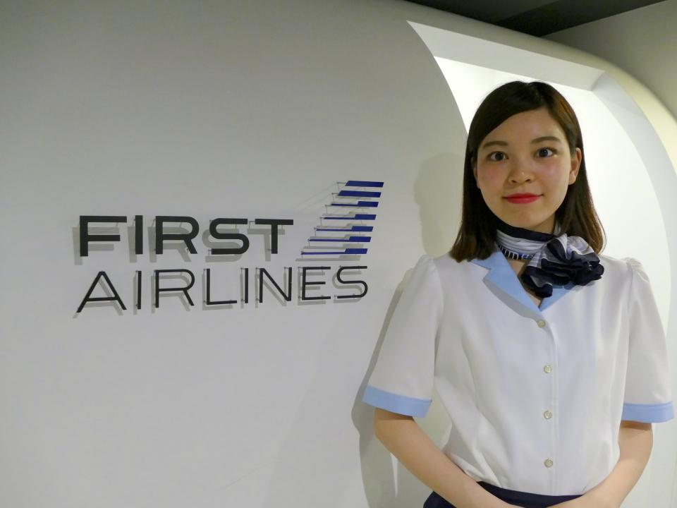 ファーストクラスの搭乗体験ができる!「FIRST AIRLINES」でハワイ行きVR体験レポ 1番目の画像