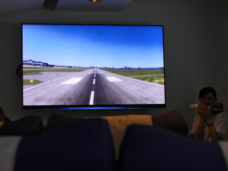 ファーストクラスの搭乗体験ができる!「FIRST AIRLINES」でハワイ行きVR体験レポ 7番目の画像
