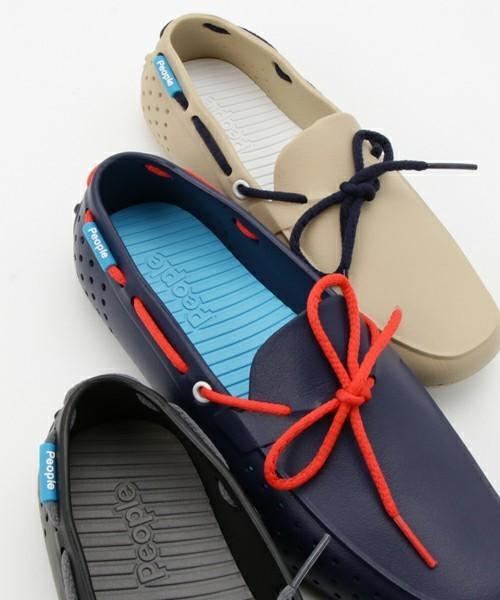 海で、キャンプで、大活躍! 夏が楽しくなるPeople Footwearのデッキシューズ 4番目の画像