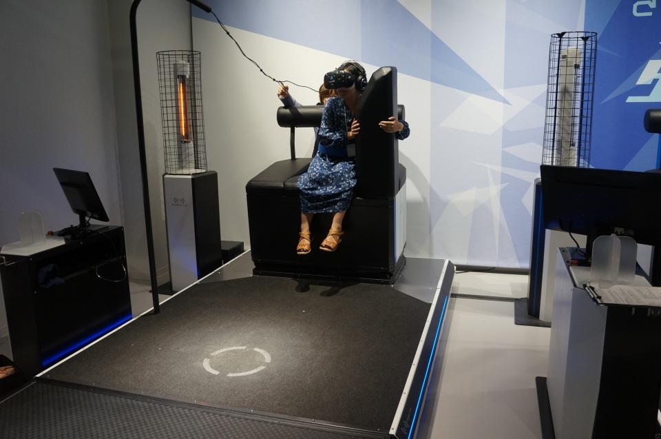 エヴァや攻殻、ガンダムがVRゲームになって登場!新宿にオープンした国内最大級VR施設体験レポ 4番目の画像