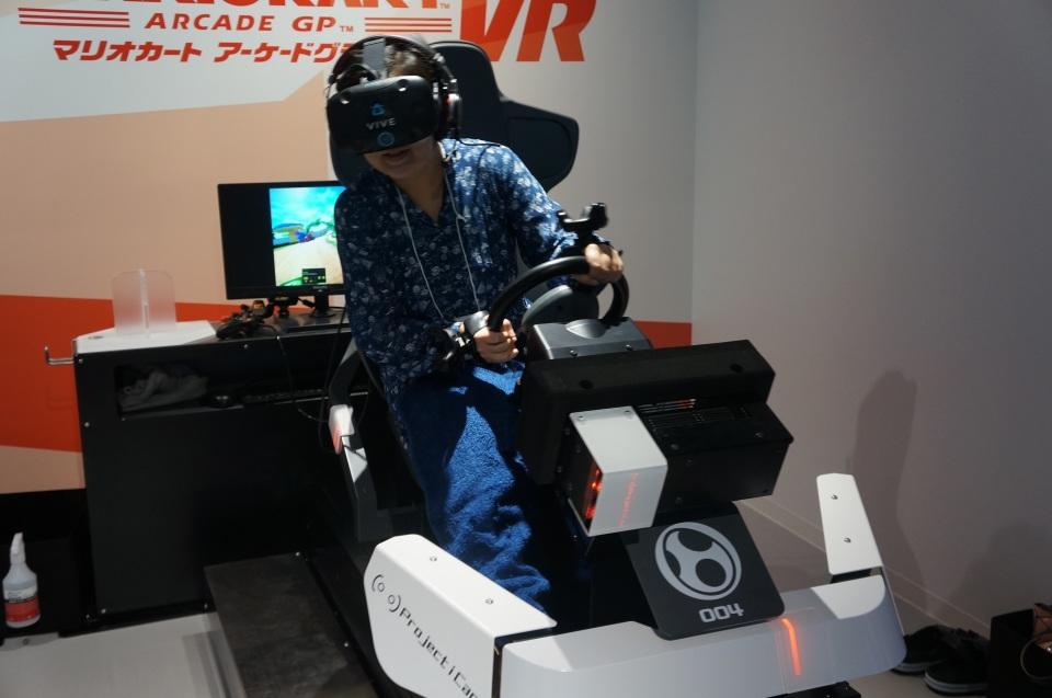 エヴァや攻殻、ガンダムがVRゲームになって登場!新宿にオープンした国内最大級VR施設体験レポ 6番目の画像