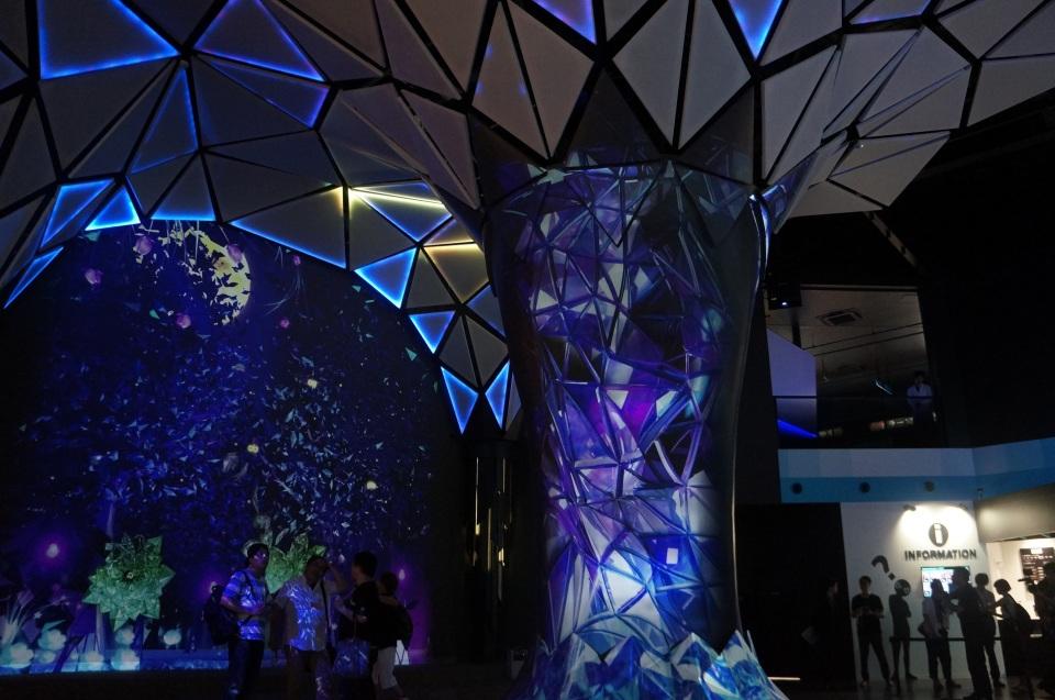 エヴァや攻殻、ガンダムがVRゲームになって登場!新宿にオープンした国内最大級VR施設体験レポ 10番目の画像
