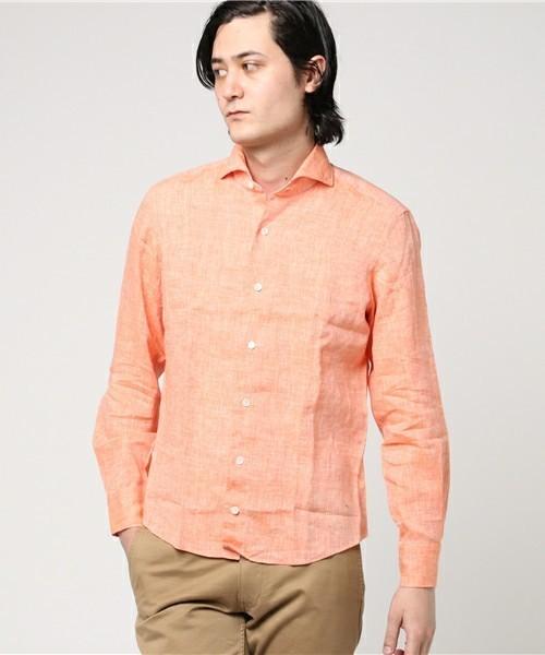 機能性×デザイン性重視のリネンシャツで真夏も快適ライフ! 4番目の画像
