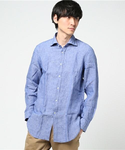 機能性×デザイン性重視のリネンシャツで真夏も快適ライフ! 5番目の画像