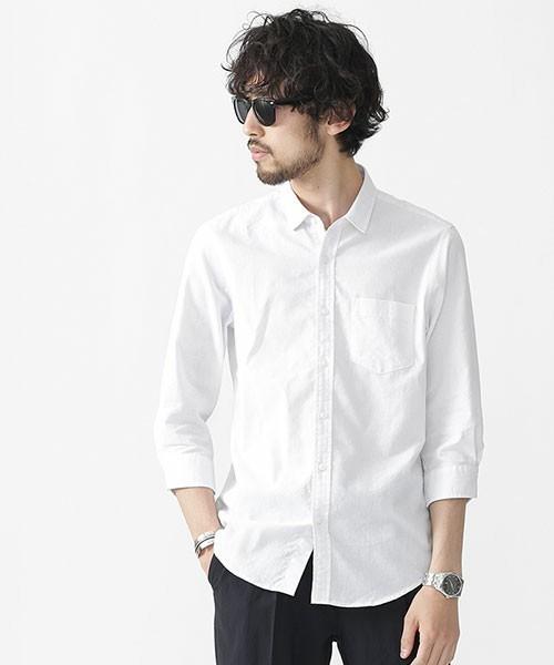 機能性×デザイン性重視のリネンシャツで真夏も快適ライフ! 1番目の画像