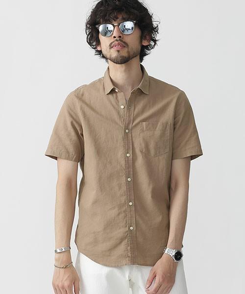 機能性×デザイン性重視のリネンシャツで真夏も快適ライフ! 2番目の画像