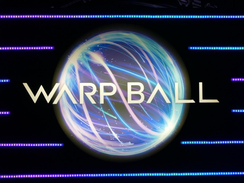 VRで遊ぶ近未来スポーツ「WARP BALL」がテレビ朝日のサマステに登場!1対1の空中戦を体感 2番目の画像