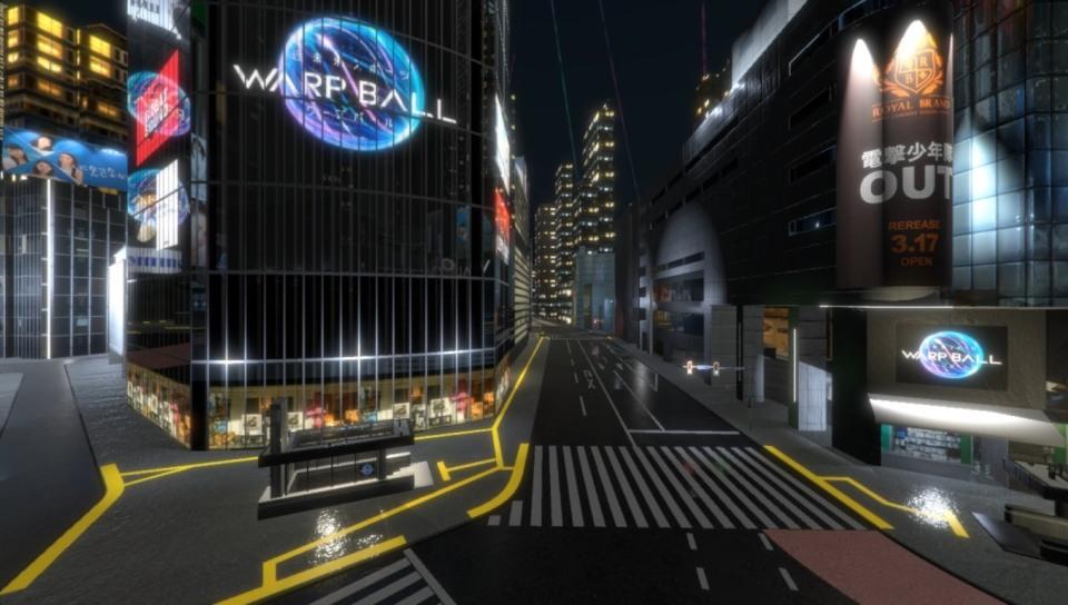 VRで遊ぶ近未来スポーツ「WARP BALL」がテレビ朝日のサマステに登場!1対1の空中戦を体感 6番目の画像