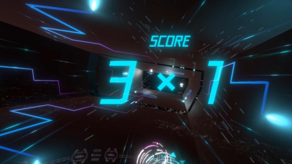 VRで遊ぶ近未来スポーツ「WARP BALL」がテレビ朝日のサマステに登場!1対1の空中戦を体感 9番目の画像
