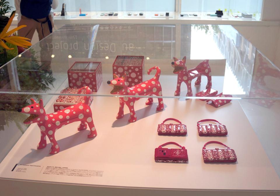au Design projectの15年がわかる「ケータイの形態学 展」に行ってみよう 4番目の画像