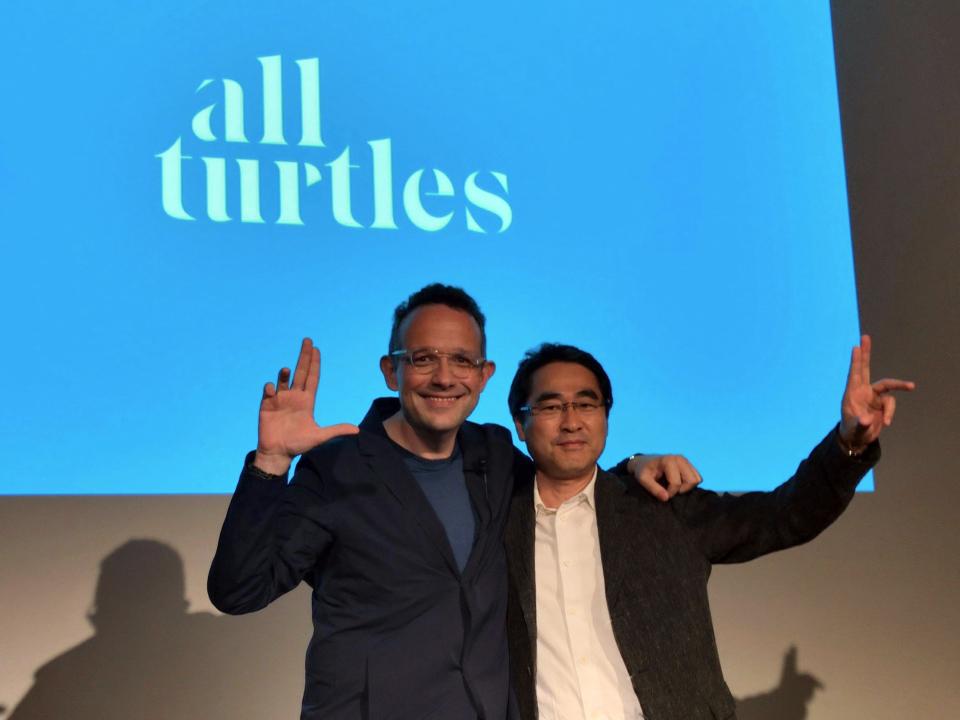 元Evernoteトップが目指す「失敗に負けない日本のスタートアップ企業」 1番目の画像