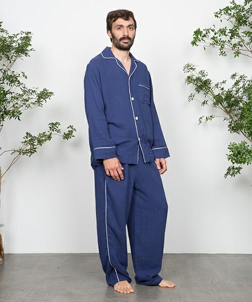 良質な睡眠は着るものから。こだわり派の男性に贈るbodcoの高級パジャマ 4番目の画像