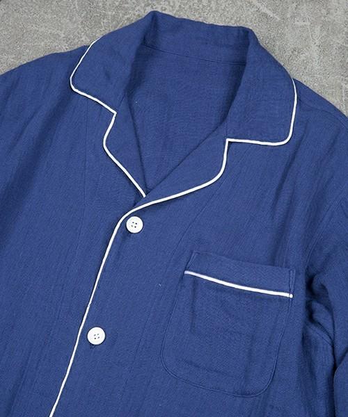 良質な睡眠は着るものから。こだわり派の男性に贈るbodcoの高級パジャマ 5番目の画像