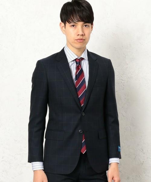 【完全版】王道「ネイビースーツ」の着こなし術:ネイビースーツの基礎からワンランク上のおしゃれまで 9番目の画像