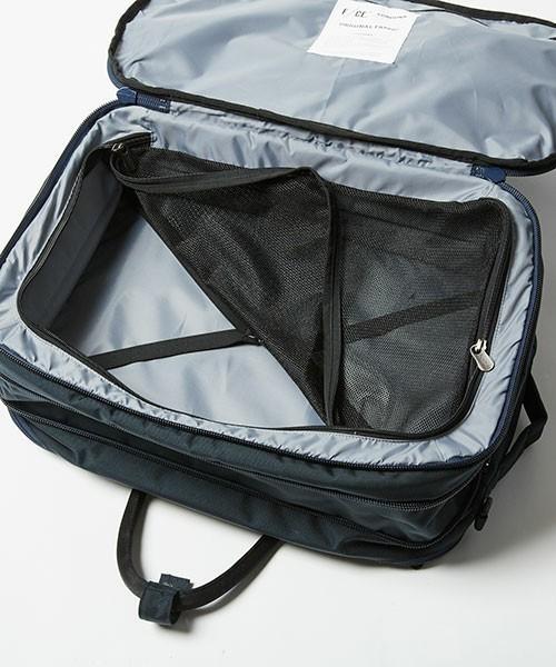 リュックで快適な通勤スタイル! スーツに似合う上質な3WAYバッグ 4番目の画像