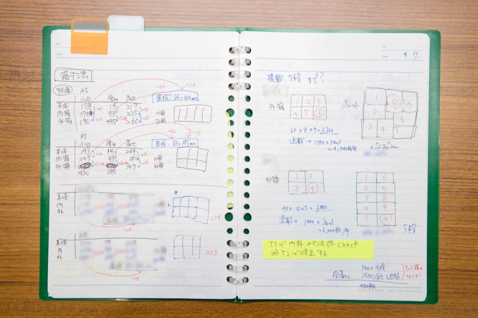 """「ノート、見せてもらってイイですか?」:キングジムに学ぶ""""社会人のためのノート術"""" 7番目の画像"""