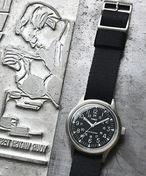 世界の3人に1人が持っているという腕時計「TIMEX」の魅力 1番目の画像