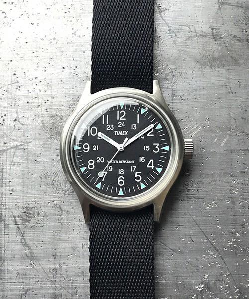 世界の3人に1人が持っているという腕時計「TIMEX」の魅力 3番目の画像