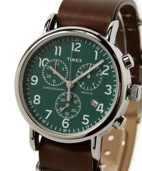 世界の3人に1人が持っているという腕時計「TIMEX」の魅力 2番目の画像