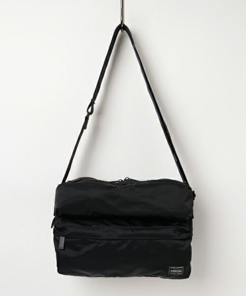 ミリタリーテイストにチャレンジするならPORTER FLAME新作バッグを即買い! 6番目の画像