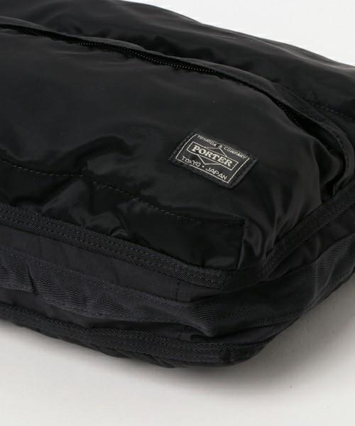 ミリタリーテイストにチャレンジするならPORTER FLAME新作バッグを即買い! 2番目の画像