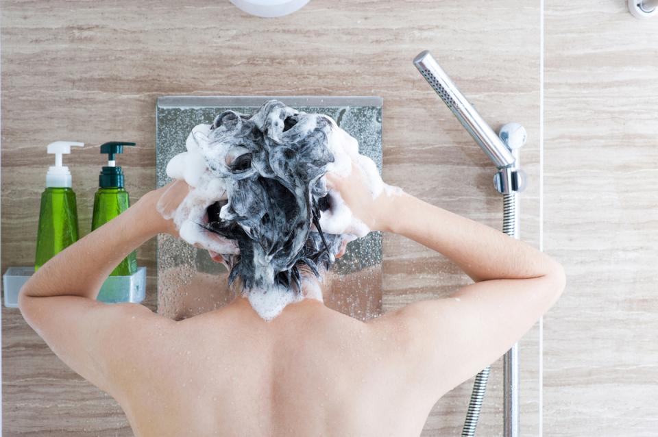 """""""シャンプー""""という選択肢:今日から始める頭皮ケア 1番目の画像"""