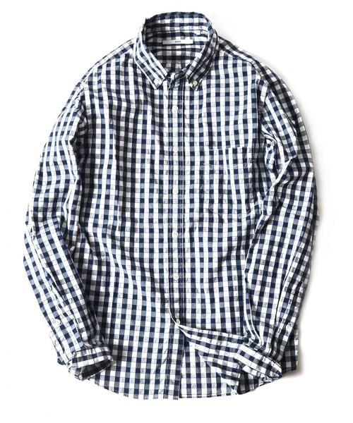 脱マンネリ化!チェックシャツコーデの着こなし術 1番目の画像