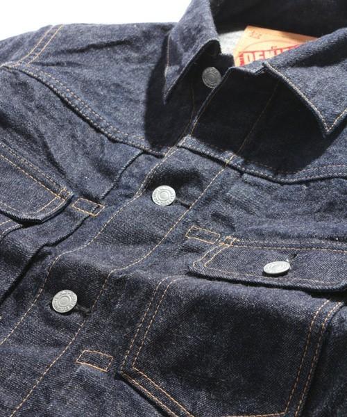 1枚は持っておくべき!羽織るだけでサマになる優秀デニムジャケット3選 1番目の画像