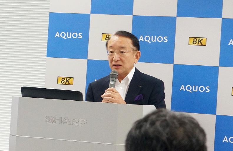シャープがついに8K対応液晶テレビ「AQUOS 8K」を発売!市場想定価格は100万円前後に 6番目の画像
