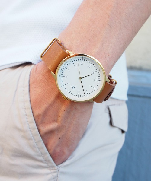 CHPO(シーエイチピーオー)って知ってる?教えたくないほど高コスパでお洒落な北欧ブランド時計 2番目の画像