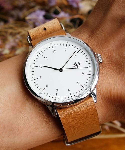 CHPO(シーエイチピーオー)って知ってる?教えたくないほど高コスパでお洒落な北欧ブランド時計 4番目の画像