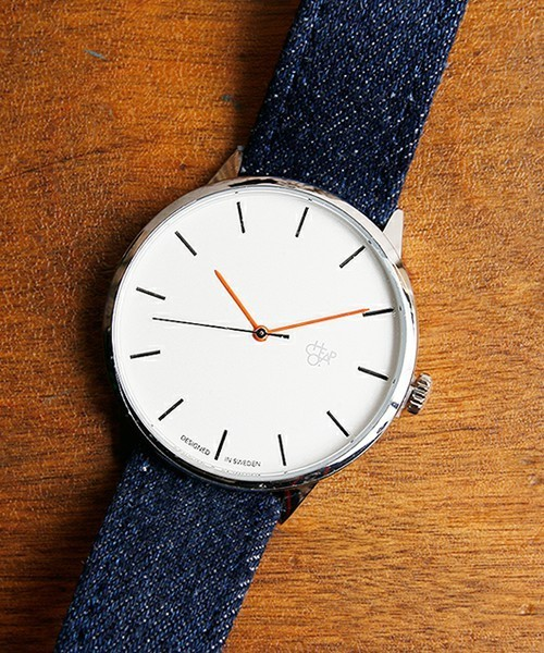 CHPO(シーエイチピーオー)って知ってる?教えたくないほど高コスパでお洒落な北欧ブランド時計 5番目の画像