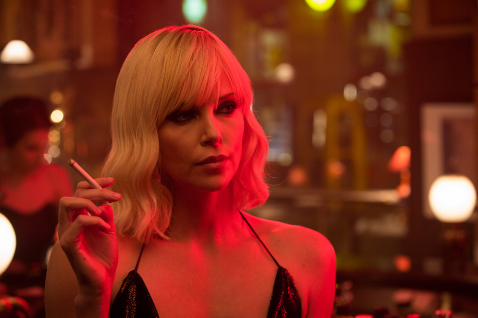 まるでパンクロックのMV? シャーリーズ・セロン主演のスパイ映画「アトミック・ブロンド」 3番目の画像