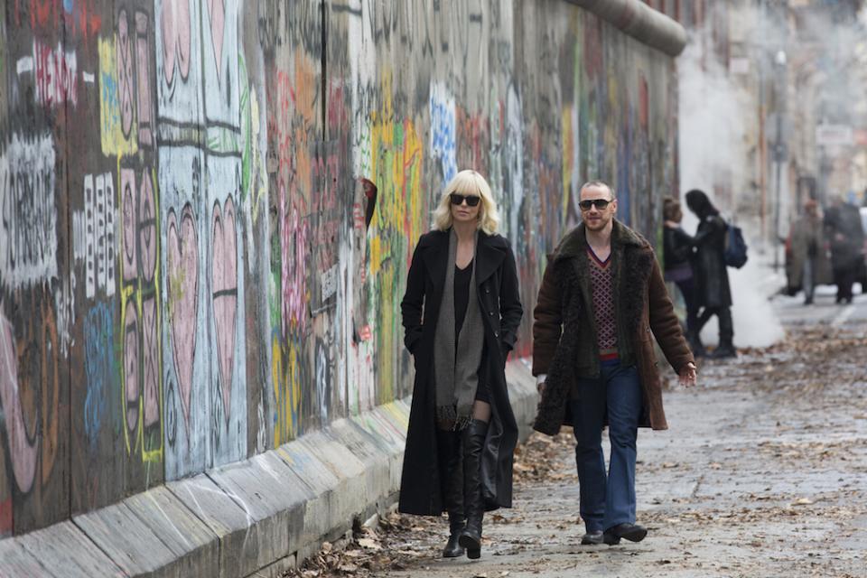 まるでパンクロックのMV? シャーリーズ・セロン主演のスパイ映画「アトミック・ブロンド」 4番目の画像