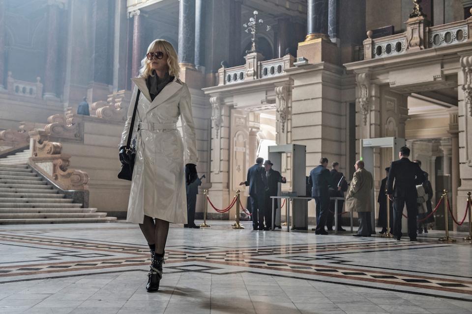 まるでパンクロックのMV? シャーリーズ・セロン主演のスパイ映画「アトミック・ブロンド」 5番目の画像
