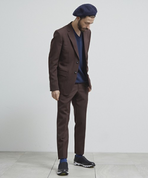 オンオフ使える秋の着こなし。UNITED TOKYOが提案するジャケットスタイル 6番目の画像