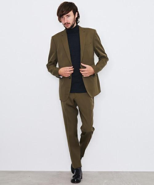 オンオフ使える秋の着こなし。UNITED TOKYOが提案するジャケットスタイル 1番目の画像