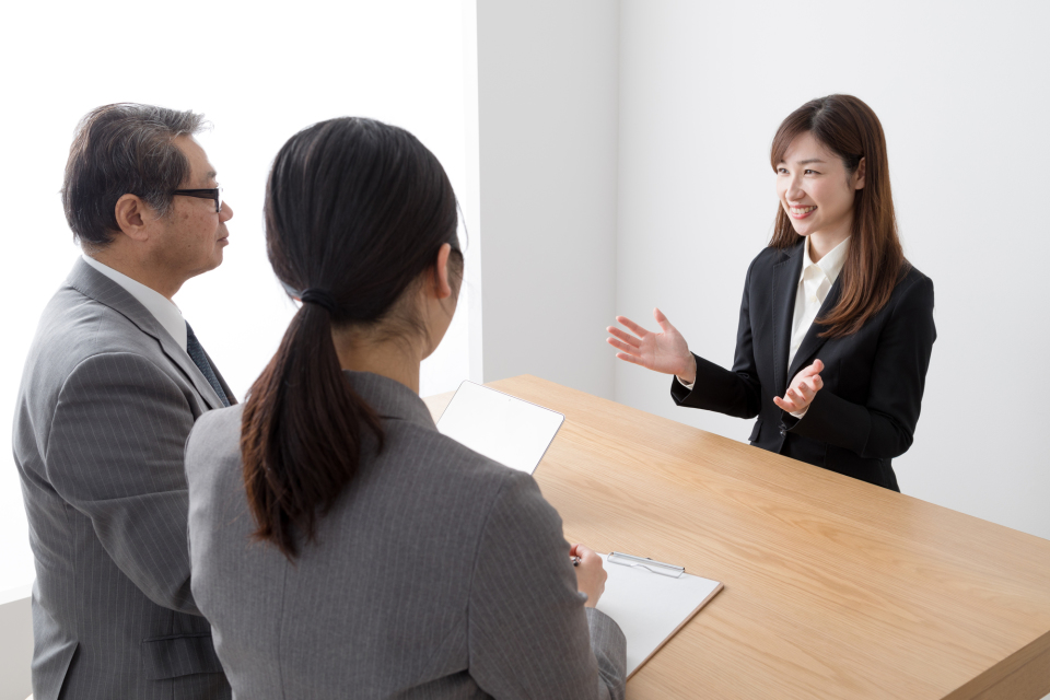 【就活生必見】これさえ読めば完璧! 就職面接の流れと基本マナーを徹底解説 6番目の画像
