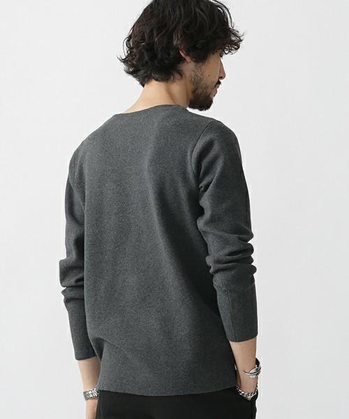 ベーシック×トレンドで織りなすナノ・ユニバース新作ニットアイテムBEST4 9番目の画像