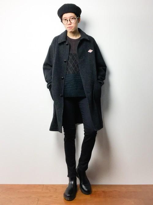 凛とした立ち姿を叶える「サイドゴアブーツ」おすすめブランド&着こなし 17番目の画像