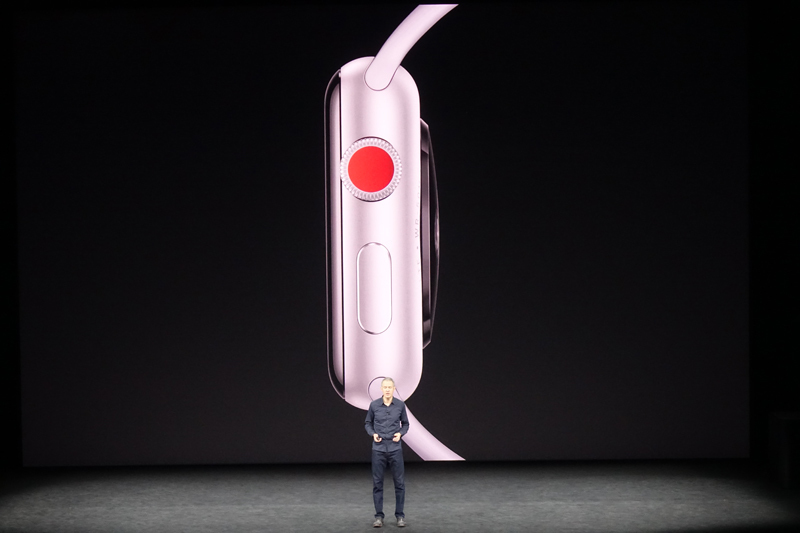 西田宗千佳のトレンドノート:アップルの今は「X」より「8」「Watch」から見えてくる 12番目の画像