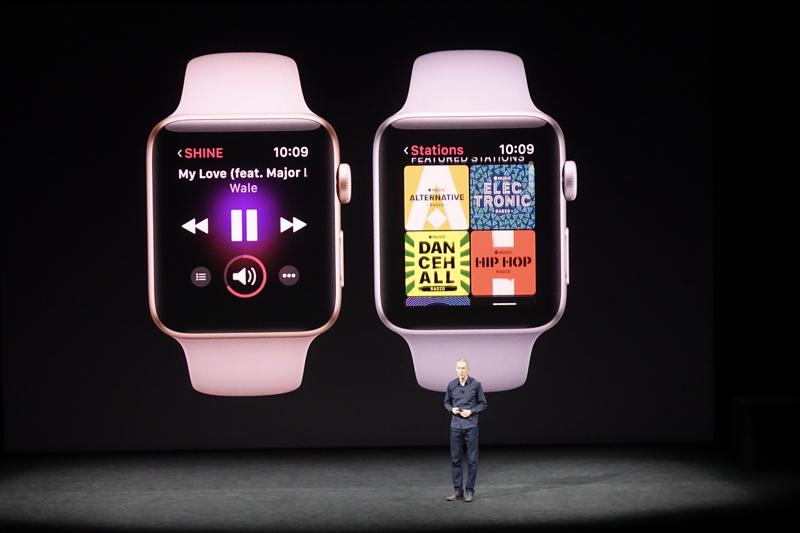 西田宗千佳のトレンドノート:アップルの今は「X」より「8」「Watch」から見えてくる 13番目の画像