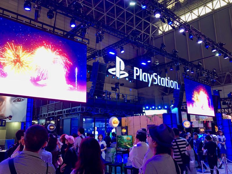西田宗千佳のトレンドノート:東京ゲームショウ2017から見る「イベントの曲がり角」 9番目の画像