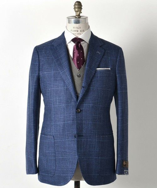 【完全版】王道「ネイビースーツ」の着こなし術:ネイビースーツの基礎からワンランク上のおしゃれまで 10番目の画像