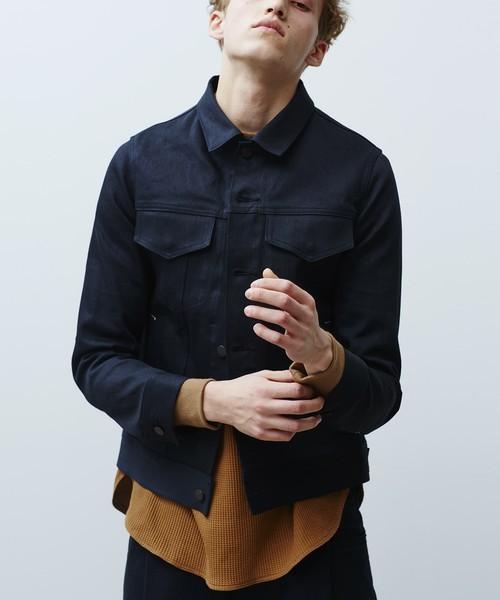 デニムジャケット=カジュアルコーデはもう古い!大人が着るべき最新デニムジャケットをpick 8番目の画像